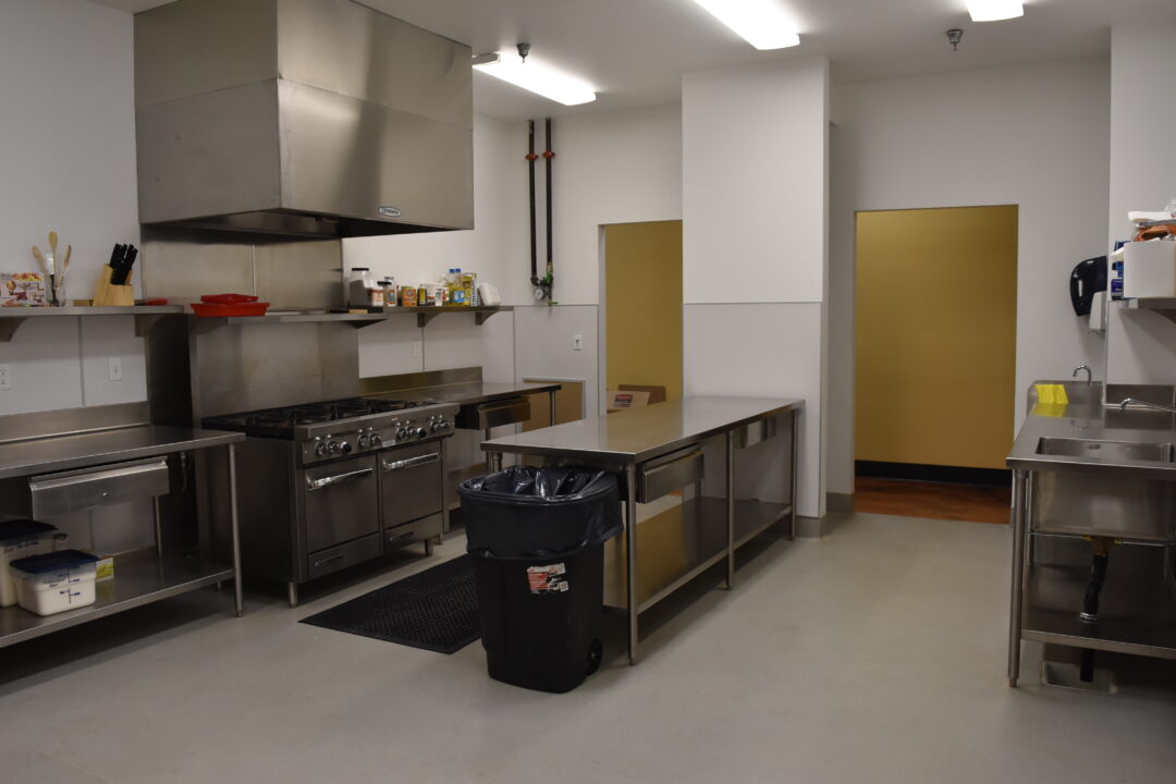 LRMCC Commercial Kitchen